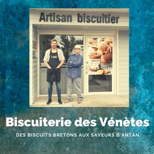 Photo partenaire Biscuiterie des Vénètes